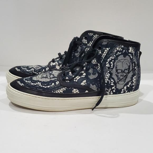 Alexander McQueen Shoes | Mens Lace